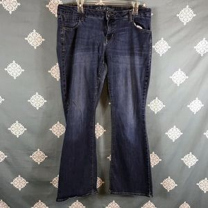 Old Navy The Rockstar Bootcut Jeans